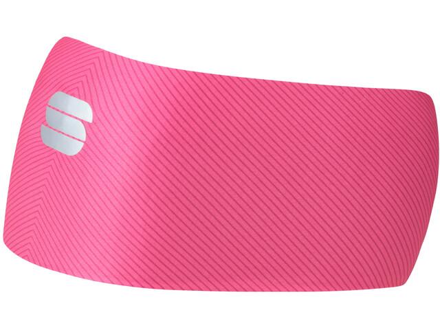 Sportful Pro Bandeau Femme, bubble gum dark pink
